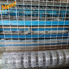 10 and 6 Gauge 6x6 Welded Wire Reinforcing Mesh