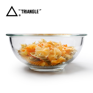 Borosilicate D15CM Microwave glass bowl