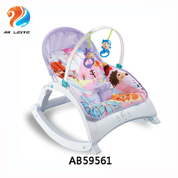 Superb 2018 En71 Baby Bouncer For Newborn Baby Rocking Chair Baby Rocker With Music And Vibrating Buy Shantou Toys Factory Inflatable Bouncers For Machost Co Dining Chair Design Ideas Machostcouk