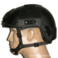 CB Military Tactical side Rails IDEAL security equipment military tactical PJ type fast helmet