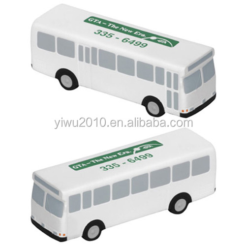 promotional products,promotional Anti Stress Toys,Metro Bus Stress Ball