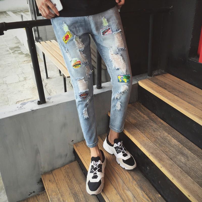 Men 7 Jeans