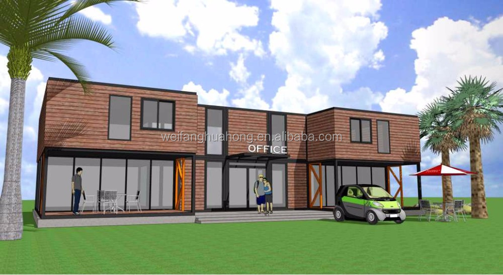 Sandwich panel steel structure container house sandwich - Sandwich panel homes ...