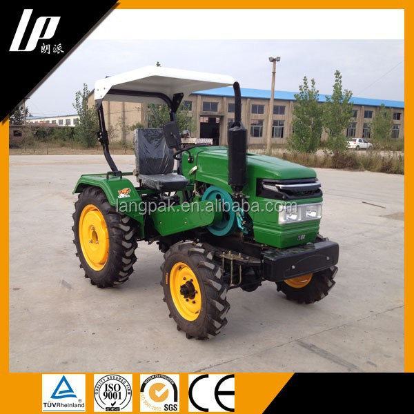 4wd Farm Mini Traktor 4x4 Garden Tractors With Ce Buy 4x4 Mini