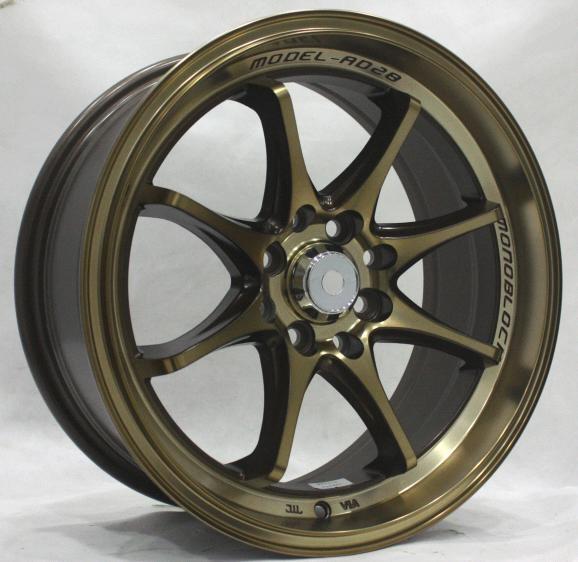 China Wholesale Alloy Wheel 5x114.3 16 17 Inchalloy Wheels China 8 ...