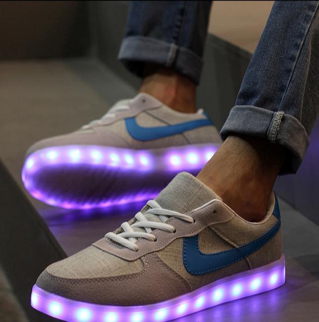 b5d3d51640cd4 ... enfants new balance light up chaussures noir ...