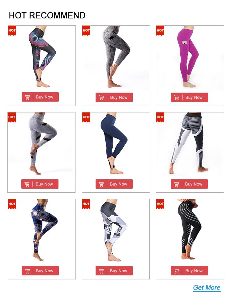 Broek broek vlakte blauw vrouwen geborsteld leggings 95% polyester
