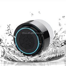 pi caldo ipx7 impermeabile speaker bluetooth per doccia in bagno