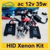 slim bi xenon h4 kit ac 12v 35w hid headlight for car 4300K 5000k 6000k 8000k