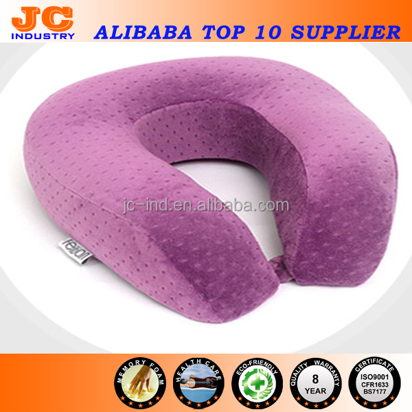 Factory Direct Memory Foam Cervical Neck Pillow