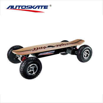 Remote Control Skateboard >> Electric Skateboard 900w With Brushless Motor And Remote Control