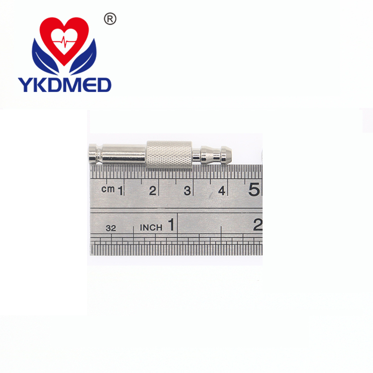 Metal connector for Mindray T / IPM / IMEC series patient monitor