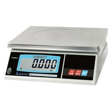 Stainless Steel platter LCD electronic AC/DC power weighing scales digital OIML weighing scales