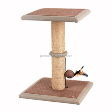 Seagrass Kitten Scratching Tree. 30 X 30 X 45CM Cat furniture Cat tree
