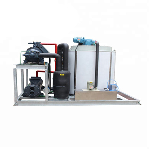 New commercial 20T fresh water flake ice machine Top Quality