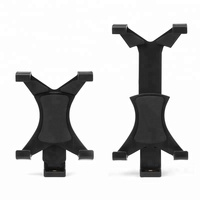 High Quality Universal Smartphone Clip Holder Tripod Mount Adapter Tablet Bracket Mount for iPad