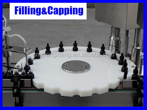 syringe filling machine
