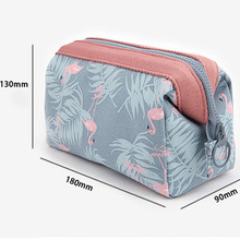 2017 New Design Portable Cosmetic Bag Travel Cosmetics Bag Maquillage Necessaire Women Waterproof Toiletry Kits