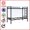 built in ladder kids double deck bed