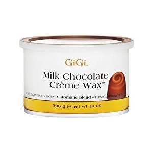 GiGi Milk Chocolate Creme Wax Hair Removal Wax