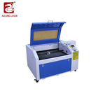 Hot selling Laser 4060 50w Co2 2d 3d crystal laser engraving machine laser cutting machine Super quality