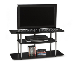 3 layers stainless steel tv stand for 42 inch LCD (DX-BB10)