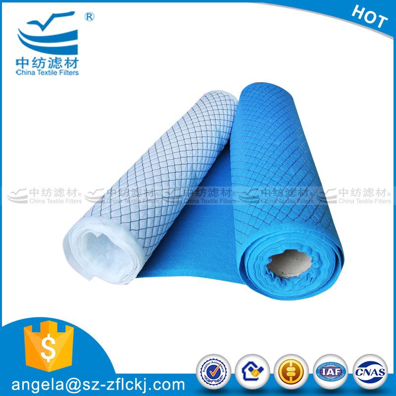 Blue Washable Filter Media 67