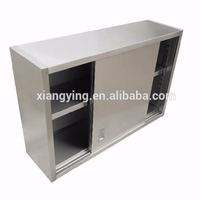 NSF Approval Stainless Steel Kitchen Wall Cabinet/ Commercial Cabinet