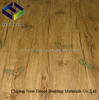 Real Wood Surface Germany Technology Easy Click 12mm Laminate