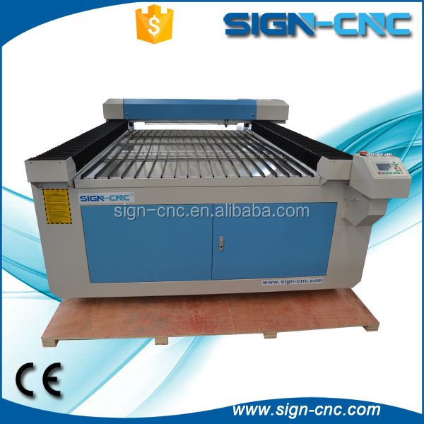 acrylic/wood/die board laser cut machine