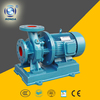 ISW large industrial centrifugal water pump horizontal single stage in line pumps for water