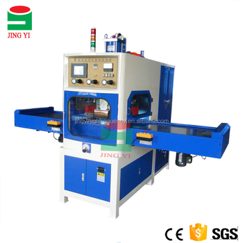 Alibaba Recommend turn table shoes upper making machine with printing function export to egypt Treade Assurance