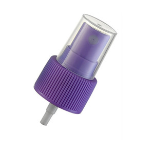 Plastic finger pump sprayer with 0.14ml discharge rate