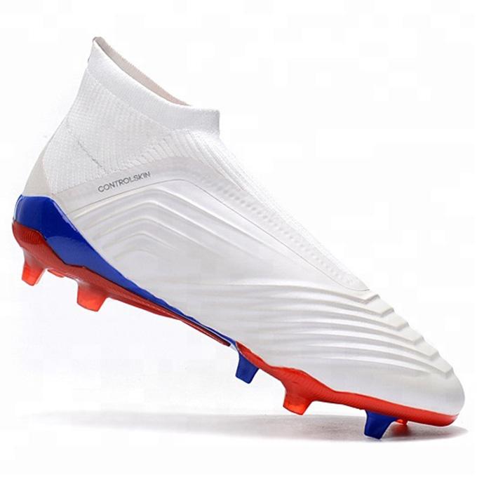 Durable Outdoor Men Football Shoes