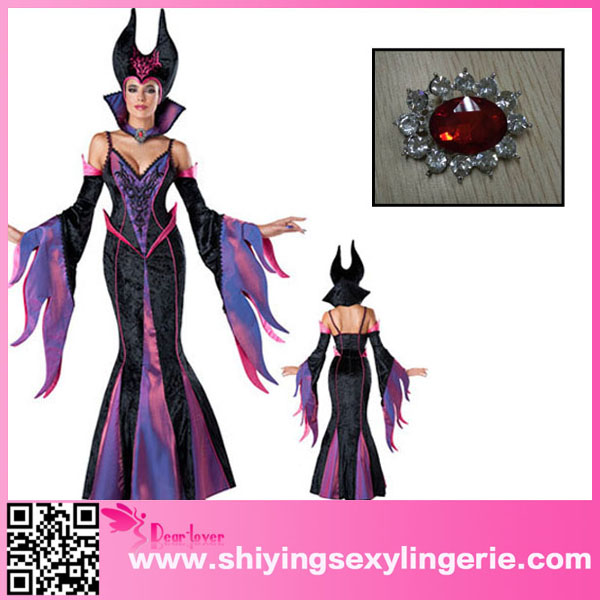 Hot Sale Wholesale 7pcs Deluxe Fairytale Witch Sexy Halloween ...