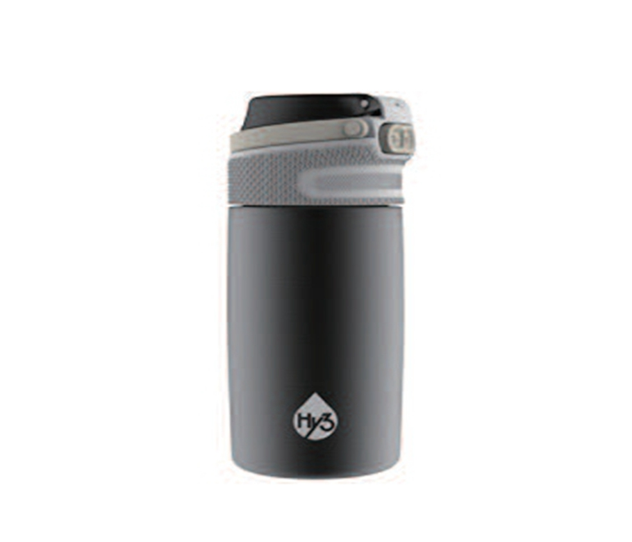 350ml ss wide mouth water bottle / stainless steel canteen for hiking