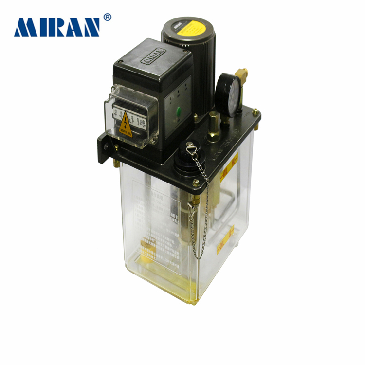 Chinese Manufacture MIRAN LF3/G50-A 3L Automatic Electric Grease/Oil Lubricating Pump for Injection Molding Machine