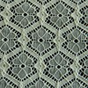 Nylon Spandex Raschel Fabric Mesh Plaid Fabrics Lace