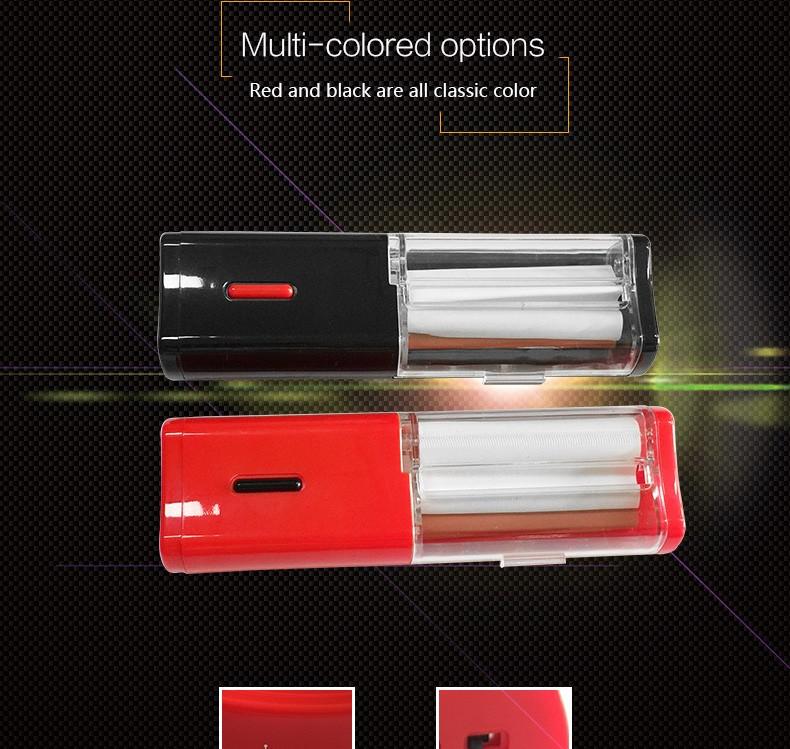 fresh choice tobacco rolling machine
