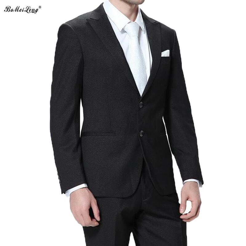 2016 New Arrival Business Men Suits Jacket Luxury Wedding Suits Classic Groom Suit Blazer Pants For
