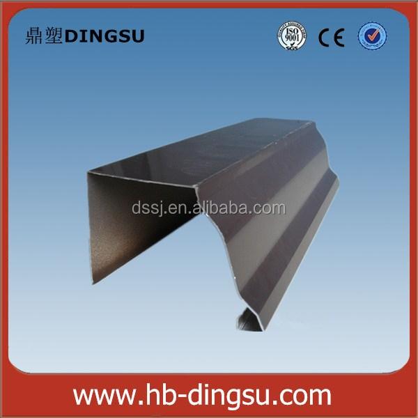 Aluminum Extrusion Gutter,Profiles In Uae,Saudi Arabia,Iraq - Buy Aluminum  Gutter,Aluminum Extrusion Gutter,Aluminum Rain Gutter Product on