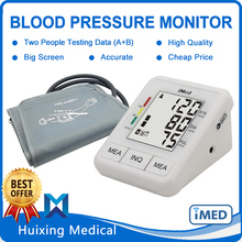 iMed-BP017 A Blood Pressure Monitor Check BP Manufacturer