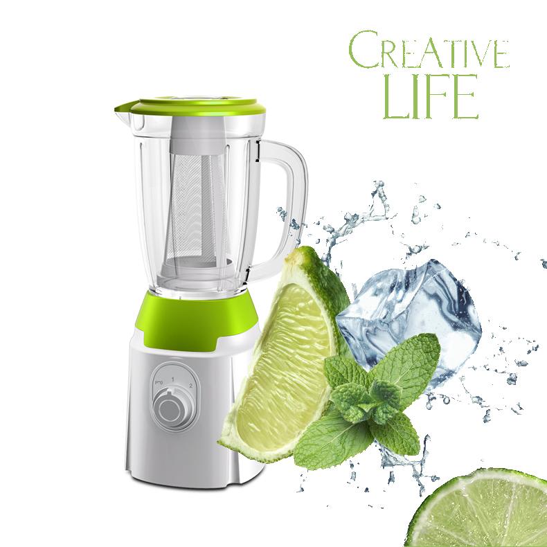 Slow Juicer Atau Blender : Multifungsi buah Juicer Blender Blender atau mixer mesin ...