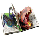 Pop-up Book/3D book for Children Learning or entertaining