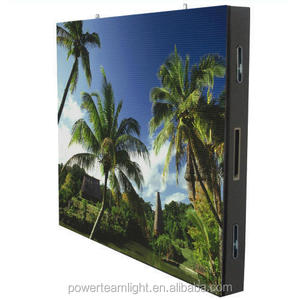 P6.25 Indoor Led Large curtain wall Screen Display Video Flexible Programmable Led Curtain Display