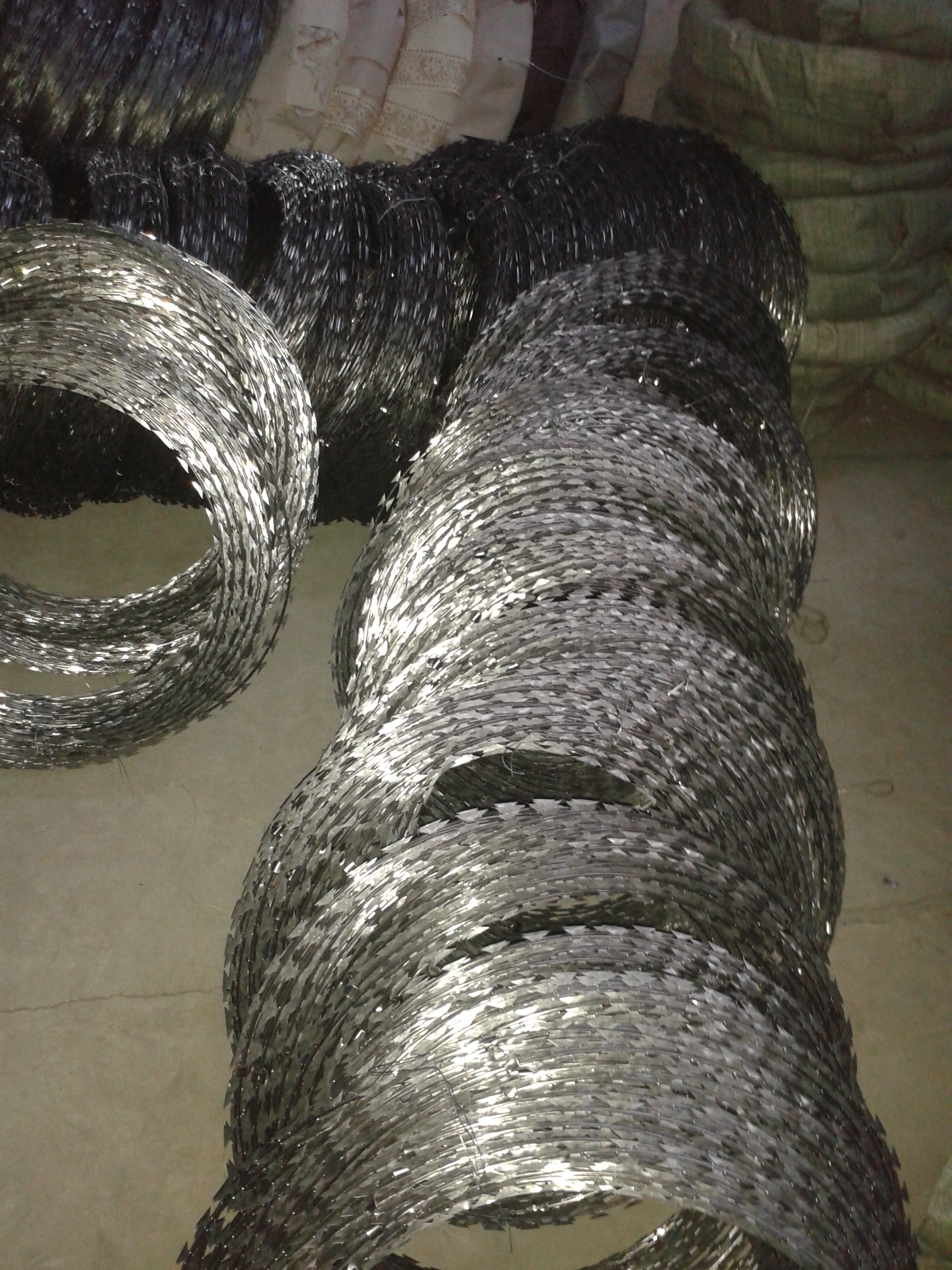 Price razor barbed wire best selling products in nigeria