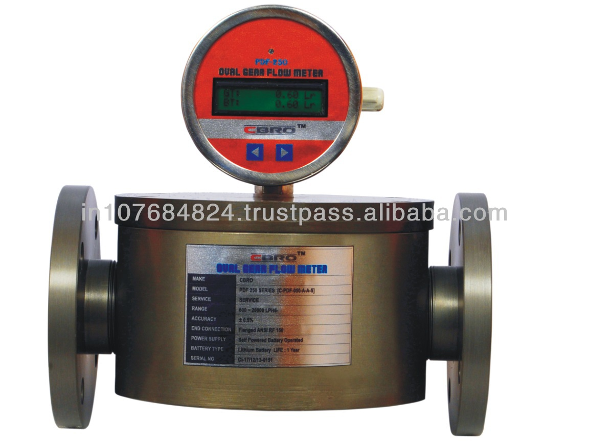 Pdf-250 Crude Oil Positive Displacement Flow Meter - Buy Crude Oil Flow  Meter,Oil Flow Meter,Fuel Flow Meter For Oil Product on Alibaba com