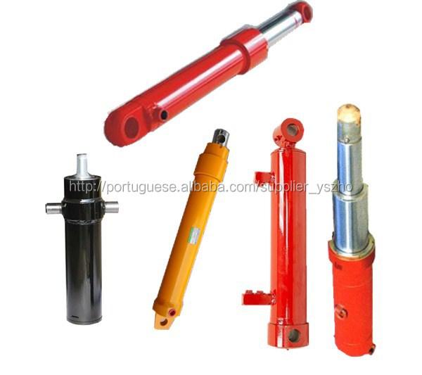 Hydraulic Dump Cylinders : Stage hydraulic cylinder adjustable cylinders