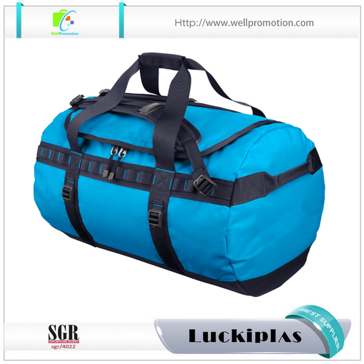 53c6b267b Large tarpaulin Duffle gym Bag Smell Proof Charcoal Carbon Filter Lining