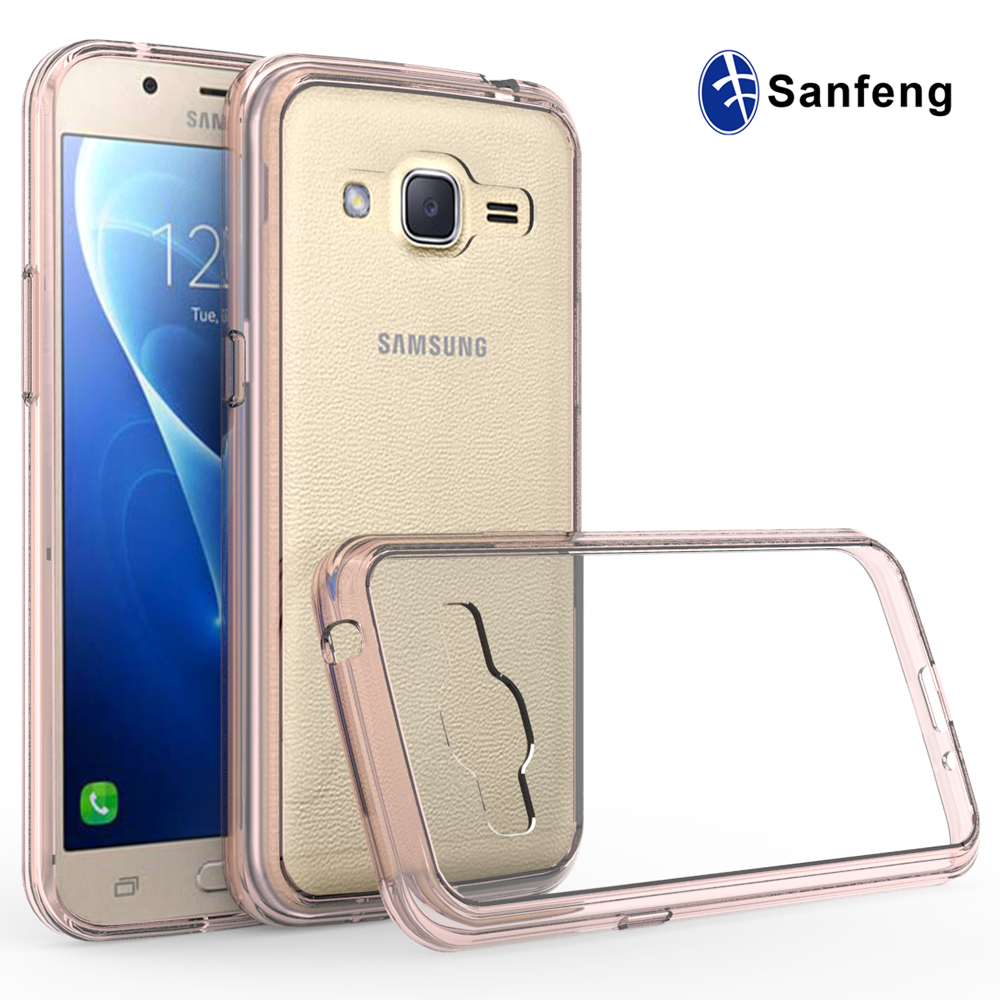 For Samsung SM J250 TPU Cover Mobile Back Case Cell PC Hard Galaxy